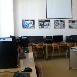 Učebna PC 1 běžící na platformě Windows 7