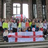 Pozn. zájezd do Británie 2012 - Coventry