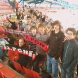 Návštěva fotbalového utkání