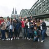 Výherci soutěže z roku 2014 v Kolíně nad Rýnem