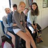 Ve vlaku do Olomouce