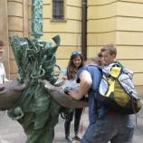 Fontána v Olomouci