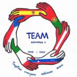 Erasmus+TEAM logo