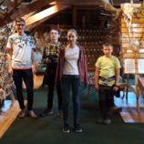 6. Muzejní sbírka loveckých trofejí. 276