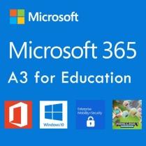 Microsoft365 A3 EDU